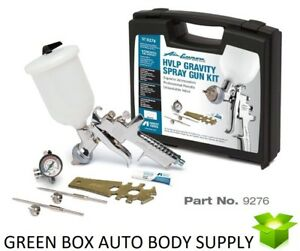 Iwata Hvlp Gravity Spray Gun Kit 9276