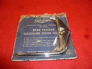 1951 52 Packard Gas Door Guard