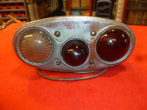 Early Packard Cm Hall Taillight