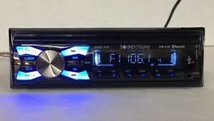 Radio For Kubota Tractor Am fm sd usb aux In bluetooth And Rtv 1100