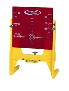 Spectra 936 Pipe Laser Level Target 15 To 30 Inch Leica Agl Cst Trimble Topcon
