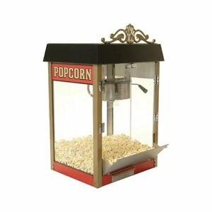 Benchmark Usa 11040 Popcorn Machine 4 Oz Antique Style Popper
