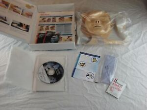 Family And Friends Cpr Anytime Complete Training Kit With Mini Anne Manikin
