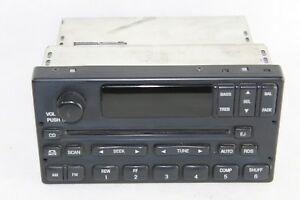 99 04 Ford F 150 F150 F 250 F250 Ranger Stock Cd Player Receiver Stereo Oem