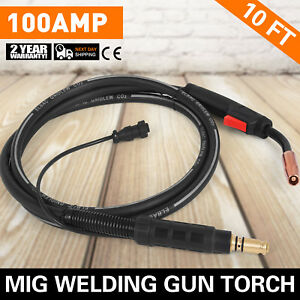 Lincoln Welder Welding Gun Parts Torch Stinger Replacement 3m Hq Mig Brand New