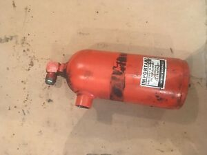 Case 970 1070 Tractor Hydraulic Filter Canister Housing