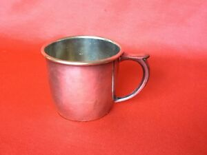 1847 Rogers Bros Epns Is International Silver 3135 Nursery Child Baby Cup