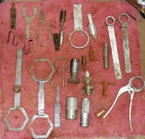 Lot Of Automotive truck transmission or Specialty Tools Set
