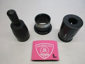 Kent Moore Tool J 38739 4l80e Transmission Oil Pump Seal Installer Sizer Set