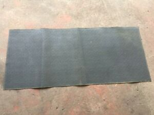 Snap On Top Liner For Roll Cab 54x24 Black Kra2411pc
