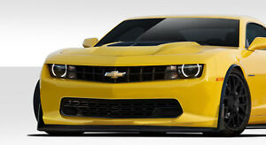 Duraflex Stingray Z Look Front Lip Spoiler For 2010 2015 Chevrolet Camaro
