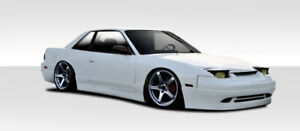 Duraflex Supercool Body Kit For 1989 1994 Nissan 240sx S13 2dr
