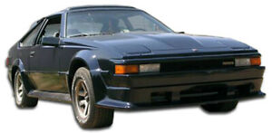 Duraflex F 1 Body Kit For 1982 1986 Toyota Supra