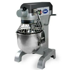 10 Qt Commercial Stainless Stand Mixer