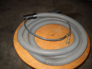 15 Carpet Cleaning Vacuum Hose With Built In Solution Hose