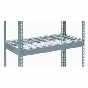 Additional Boltless Shelf Level With Wire Deck 48 w X 12 d Lot Of 1
