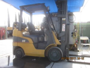 2006 Caterpillar C5000 Forklift