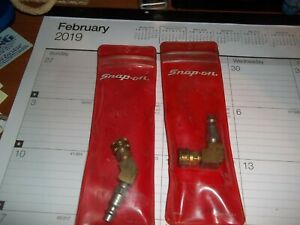 Snap On Diesel Engine Compression Tester Fittings