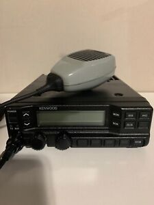 Kenwood Tk 890 Uhf Radio 450 490 Mhz Alh22943110 with Remote Head