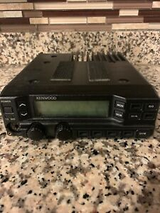 Kenwood Tk 790 Uhf Alh22923110 148 174 Mhz Radio With Remote Head