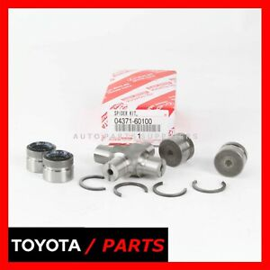 Factory Lexus Lx450 Toyota 4runner Axle Universal Joints Rear 0437160100 Oem