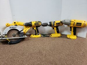 Dewalt Tool Set In Bag tools Only B y