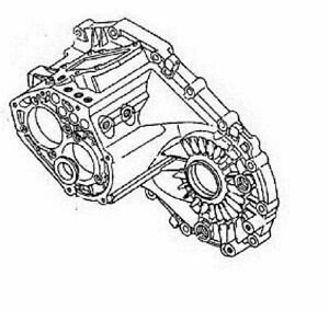 Gm Transmission Case Part Number 97101479 Gm Vehicles 5 Speed Manual