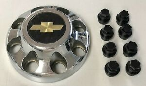 Chevy Pickup Truck Express Suburban 2500 3500 Wheel Chrome Center Hub Cap
