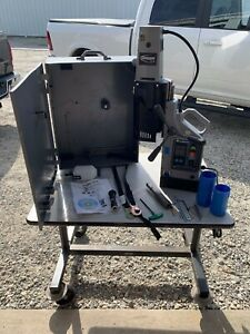 New Jancy Engineering Mt3 Slugger Max 4x4 Portable Magnetic Drill Fein Jhm