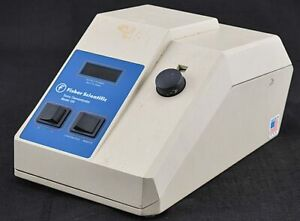 Fisher Scientific D100 100 Lab Benchtop Cell Disruption Sonic Dismembrator