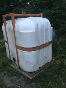 Sts Mix System 750 Gallon Water Tank Only