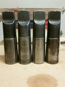 Lot Of 4 Mt5 Tap Collet 3 4 1 1 1 2 1 1 4 Pipe Tap Collets Morse Taper 5