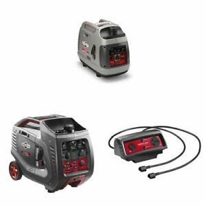 Generator Portable Inverter 2pcs 2200watt 3000w Connector Kit Ac Outlets