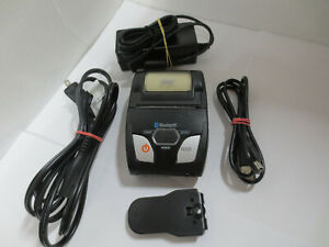 Star Sm s230i Usb Bluetooth Mobile Thermal Printer 39632110 W Charger