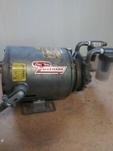Dayton Speedaire Model 4z334 Compressor Vacuum Pump