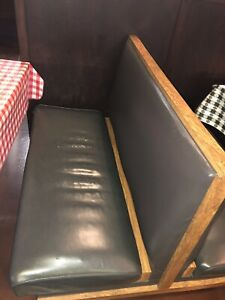 Restaurant Booth Seating 6 Pieces