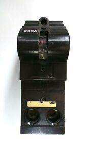 Crouse hinds 200a Murray Type Md a 120 240v Main Breaker