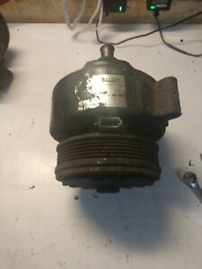 1987 1988 Ford Thunderbird Turbo Coupe Ford 2 3 Turbo A C Compressor
