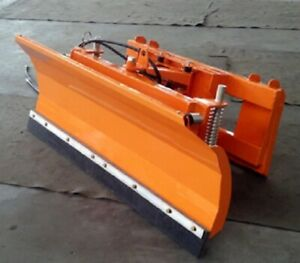 New 86 Snowplow Dozer Blade Skid Steer