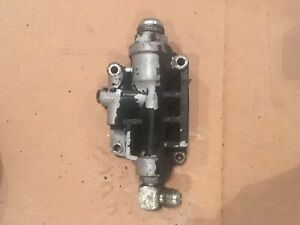 International Tractor 5088 5288 5488 Hydraulic Auxiliary Valve Cover 224507c92