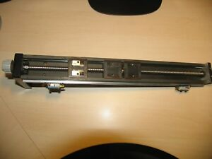 Thk Lm Guide Linear Actuator Kr33 Stroke 13 25 Outer Rail Length 500mm
