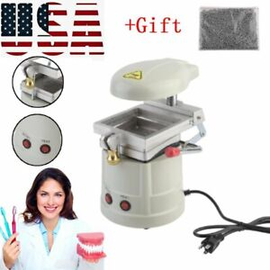 Dental Laboratory Vacuum Forming Molding Machine Former Thermoforming Model Be
