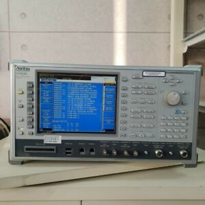 Used Anritsu Mt8820c full S w radio Communication Analyzer