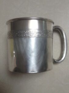 Vintage Towle Sterling Silver Child S Baby S Cup 79131 71 G Price Reduced