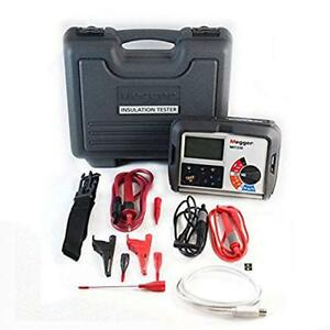 Megger Mit330 250 500 And 1000v Insulation And Continuity Tester