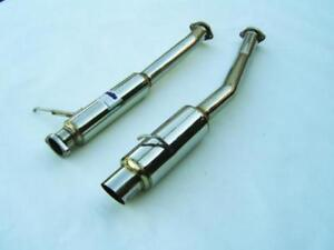 Invidia N1 Stainless Cat Back Exhaust 1993 1998 Toyota Supra Twin Turbo 2jzgte