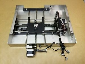 Motorized X Y Xy Linear Stages 6 X 6 Travel