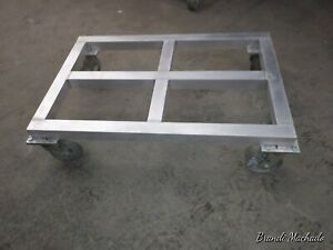 Heavy Duty Moving material Carts 3600 Lbs