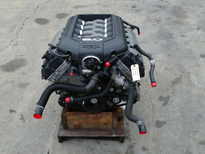11 12 13 14 Ford Mustang Gt 5 0l Coyote 45k Mile Engine Motor Assembly 31