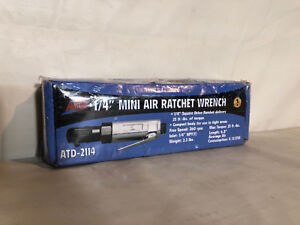 Atd 2114 1 4 Mini Air Ratchet Wrench